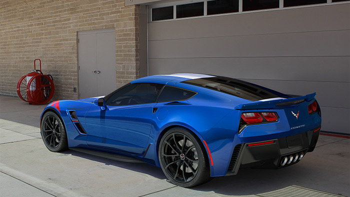 Harlan Charles Confirms the Return of Admiral Blue on 2017 Corvettes