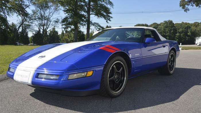 Celebrate the C4 Corvette Grand Sport's 20th Anniversary at Corvette Funfest