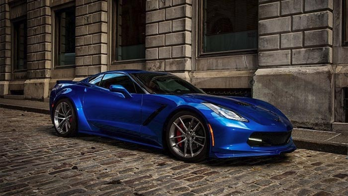 ACS Composite Offers New Bolt-On Widebody Kits the C7 Corvette Stingray