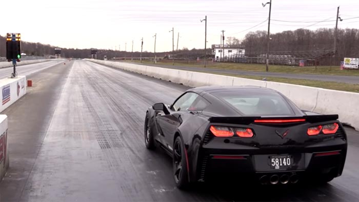 [VIDEO] Budget Build Corvette Z06 Claims World's Fastest Title