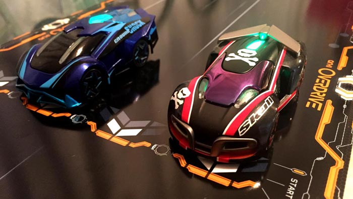 [REVIEW] Anki OVERDRIVE Offers a Fun Racing Experience for the Whole Family
