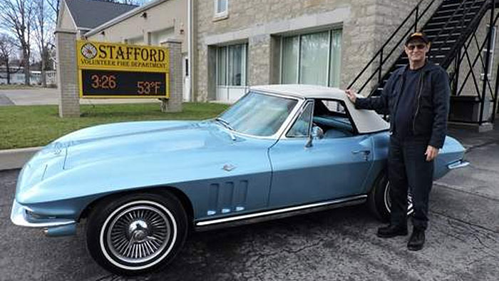 New York Shuts Down the Stafford Volunteer Fire Department's Annual Corvette Raffle