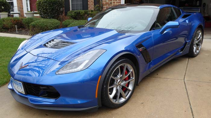 National Corvette Seller Mike Furman Upgrades to a New 2016 Corvette Z06