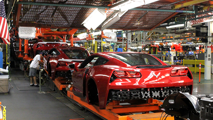 Corvette Museum to Manage Tours of the Corvette Assembly Plant
