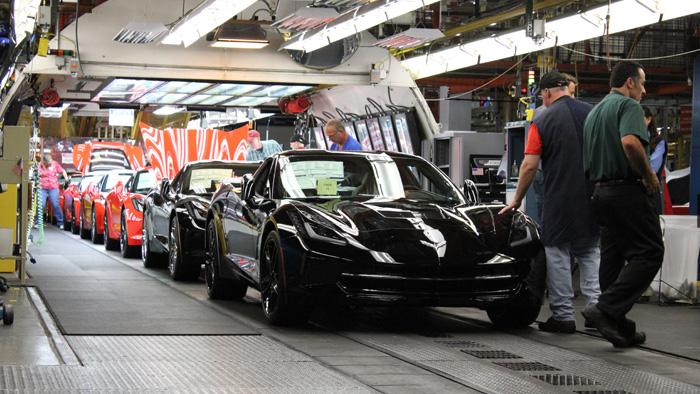 Corvette Factory Tour >> Corvette Museum To Manage Tours Of The Corvette Assembly Plant