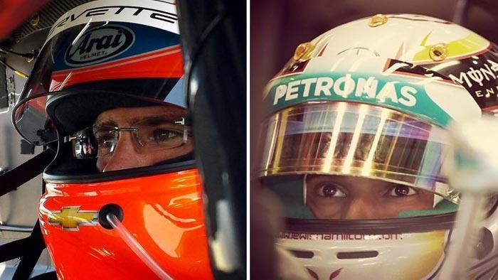 Jordan Taylor Cracks the Code to Race Car Driver Coolness