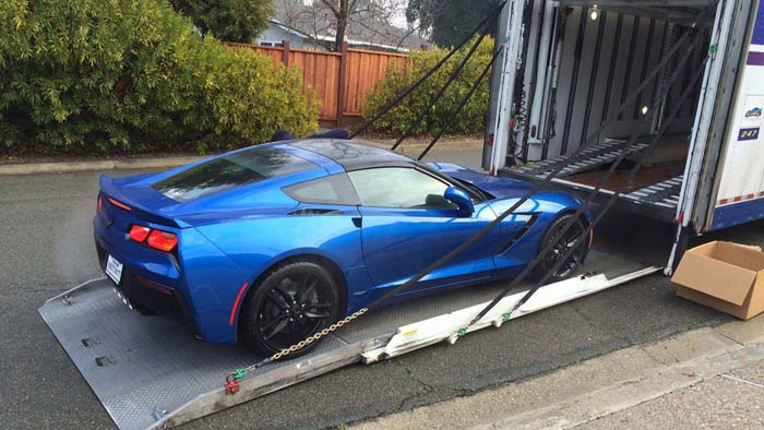 Corvette Delivery Dispatch with National Corvette Seller Mike Furman for Week of April 3rd