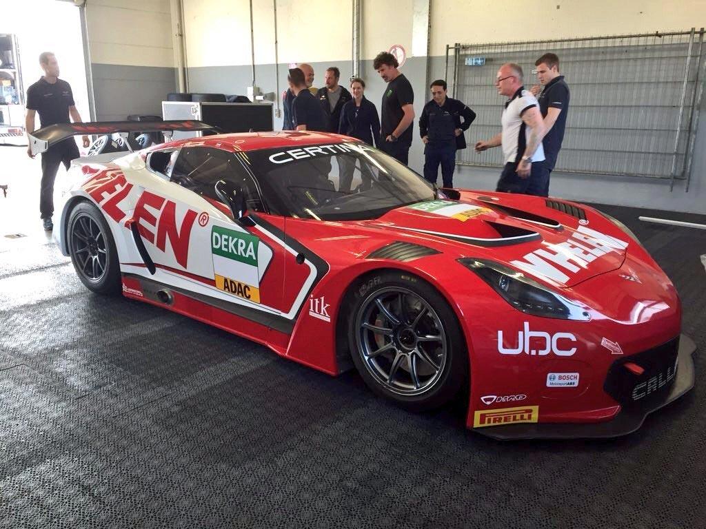 Motorsport Arena Oschersleben >> [PICS] C7 Callaway Corvette GT3 Race Liveries Revealed - Corvette: Sales, News & Lifestyle