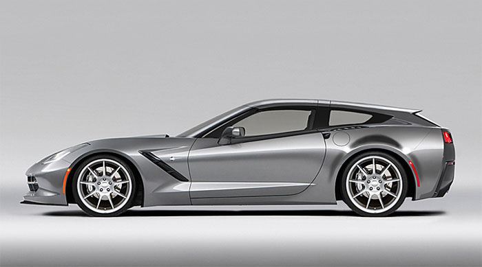 The C7 Callaway Corvette Aerowagon Will Be Here at the End of 2016