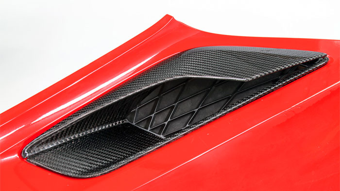 Nowicki Autosport Releases New Carbon Fiber Intake Ducts for the C7 Corvette