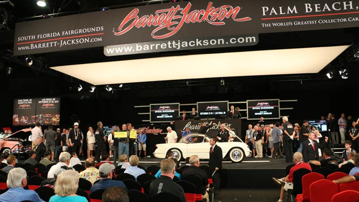 Corvette Auction Preview: 2016 Barrett-Jackson Palm Beach