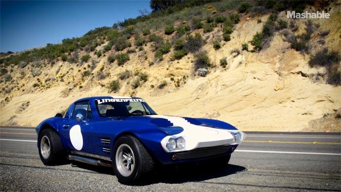 [VIDEO] Mashable Features a Superformance 1965 Corvette Grand Sport