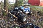 [ACCIDENT] Horrific Crash with Tree Destroys this C3 Corvette