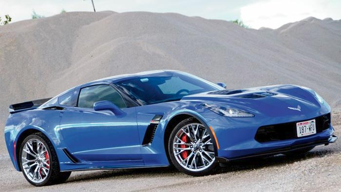 [VIDEO] The Callaway SC757 Corvette Z06 Hits 202 MPH at the Mojave Magnum