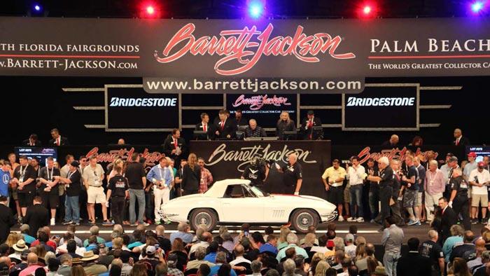 [GALLERY] Midyear Monday - Barrett-Jackson Edition! (36 Corvette photos)