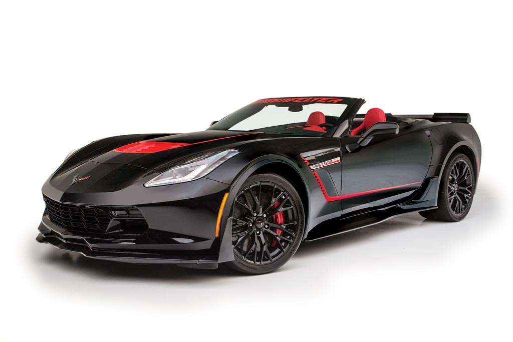 Win These Two Special Corvettes In The 2016 Corvette Dream