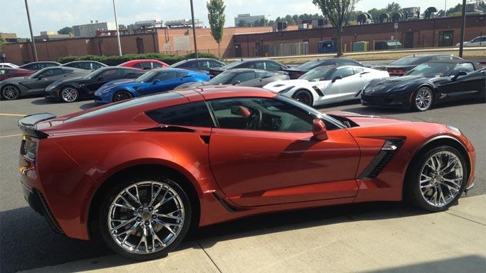 The Top 100 Corvette Dealers of 2015