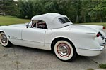 Corvettes on eBay: Exported 1955 Corvette Fit for a King
