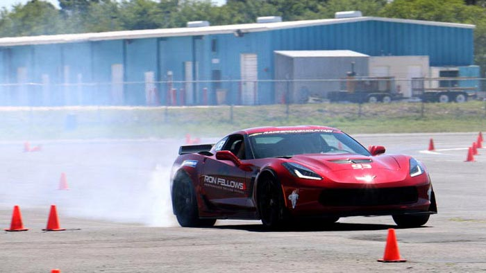 [GALLERY] Corvette Z06 Hot Laps at Barrett-Jackson Palm Beach