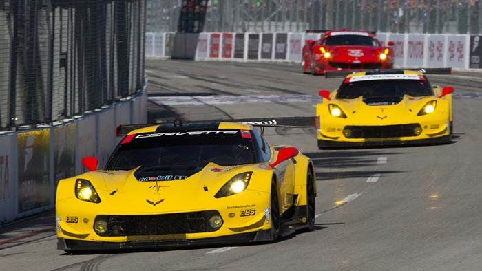 Corvette Racing at Long Beach: Westward Bound with Momentum In-Hand
