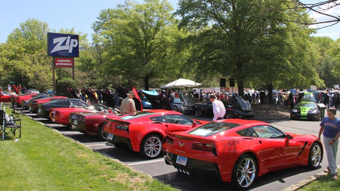Zip Corvette's Customer Appreciation Cruise-In is May 7th