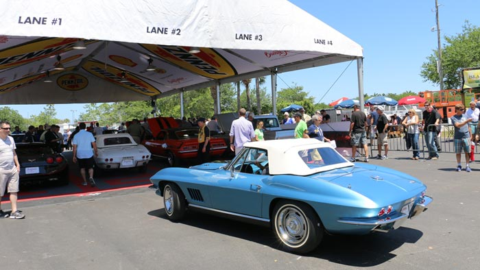 The Top 11 Corvette Sales of Barrett Jackson Palm Beach