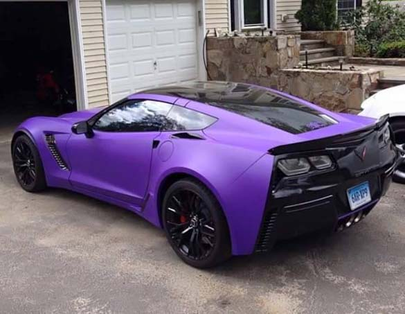 Gallery All Corvettes Are Purple Today 29 Corvette
