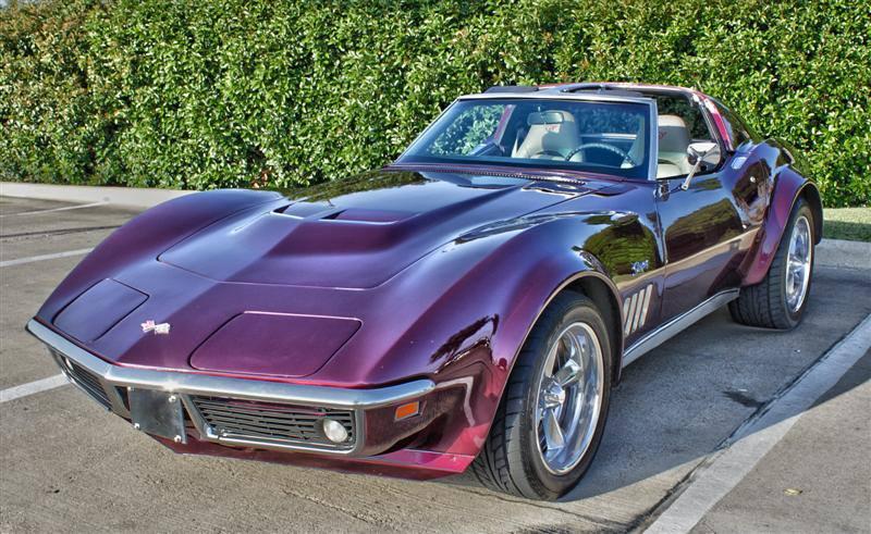 [GALLERY] All Corvettes are Purple Today (29 Corvette ...