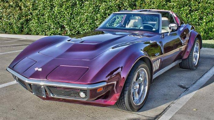 [GALLERY] Purple Corvettes for Prince (39 Corvette photos)
