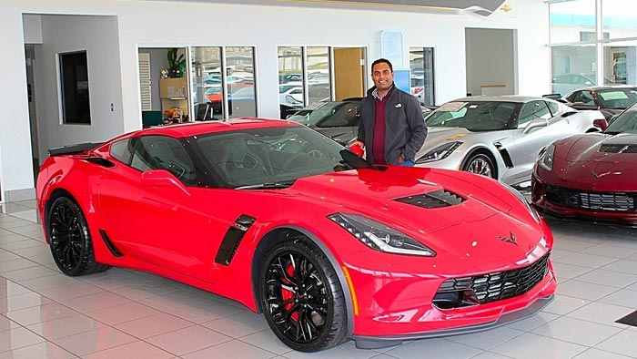 Former BMW Owner Shares the Delivery of a New 2016 Corvette Z06