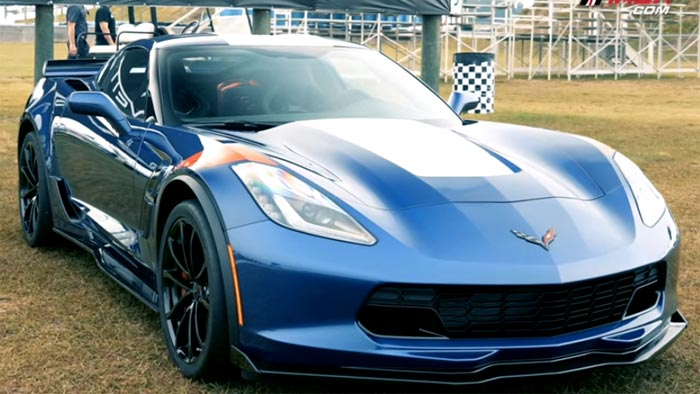 2017 Corvette Order Guide Details New Corvette Options and Colors