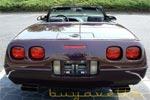 Black Rose Metallic Returns to the 2017 Corvette