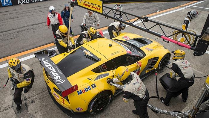 Corvette Racing to Run New Le Mans-Spec Michelins at Laguna Seca