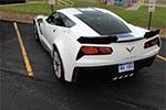 The Corvette Assembly Plant Manager's 2017 Corvette Grand Sport