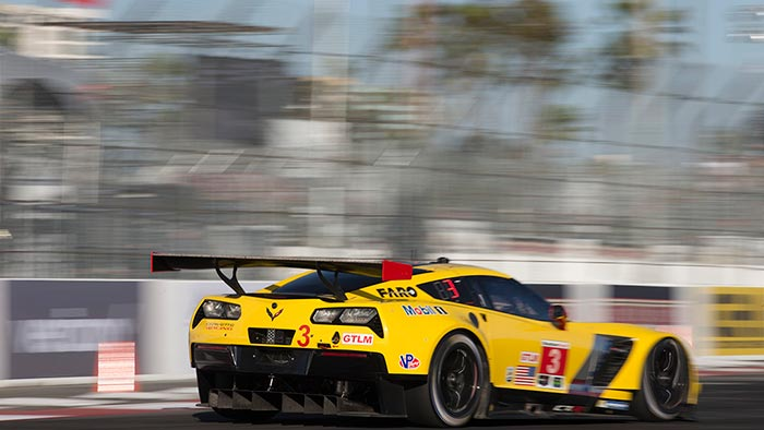 Corvette Racing at Monterey: Strong History at Laguna Seca