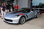 New Sterling Blue Exterior Color for 2017 Debuts at the NCM Bash