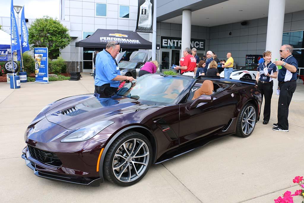 2015 Chevy Corvette Stingray Price [PICS] 2017 Corvette Grand Sport Convertible in Black Rose ...