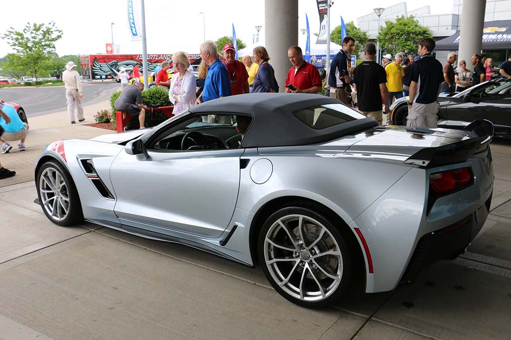 for 2017 Debuts at the NCM Bash - Corvette: Sales, News & Lifestyle ...