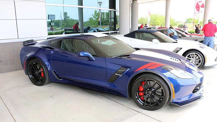 [POLL] What's Your Favorite New-for-2017 Corvette Color?