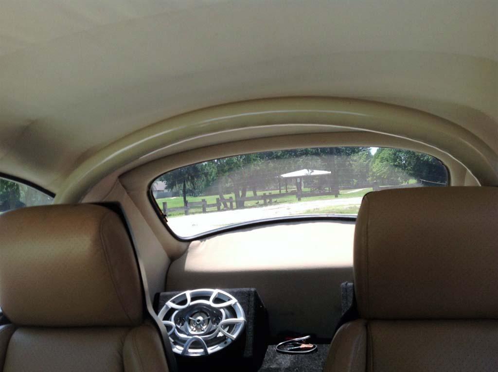 1987 C4 Corvette Masquerades as a VW Beetle - Corvette
