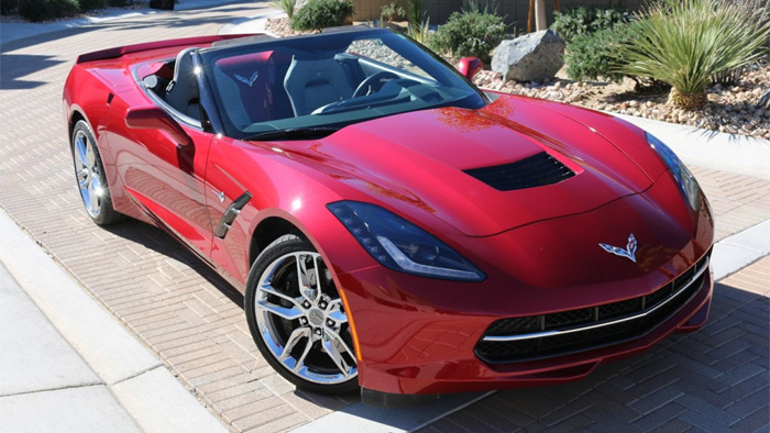 Chevrolet Corvette Dominates Foreign Competitors in Sales
