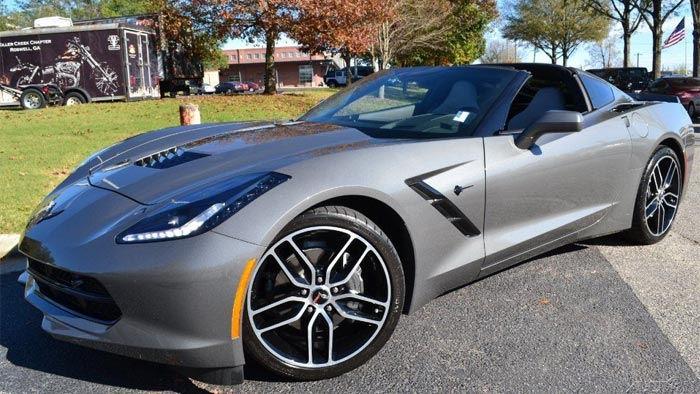Onstar Proactive Alerts Will Warn You If Something is Wrong With Your 2016 Corvette