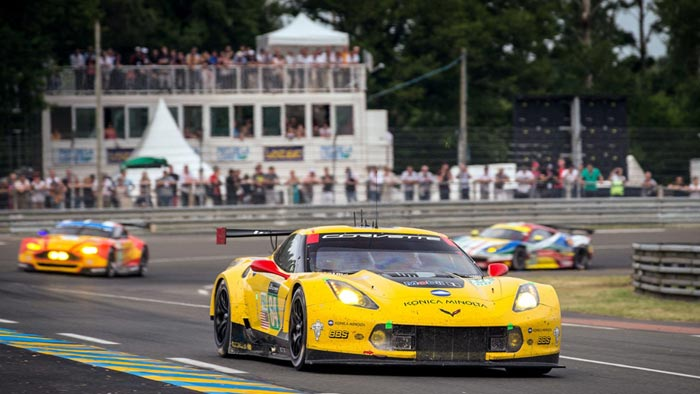 Register Now for the Corvette Museum's 24 Hours of Le Mans Viewing Party