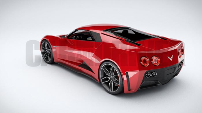 Car And Driver Next Generation C8 Corvette To Be Mid Engine Only