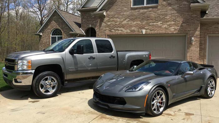 Corvette Delivery Dispatch with National Corvette Seller Mike Furman for Week of May 15th