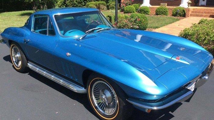 [GALLERY] Midyear Monday! (34 Corvette photos)