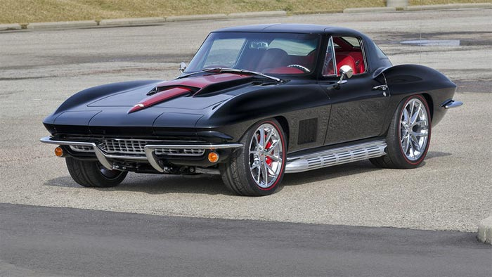 1967 Corvette Resto Mod LS3/600 HP, 6-Speed