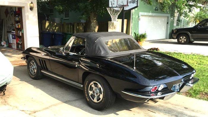 Happy 50th Birthday to My 1966 Corvette Sting Ray