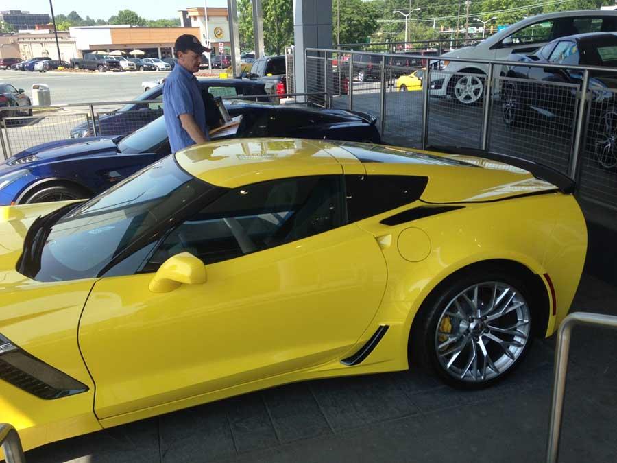 production of 2016 corvette stingrays 2017 2018 best cars reviews. Black Bedroom Furniture Sets. Home Design Ideas