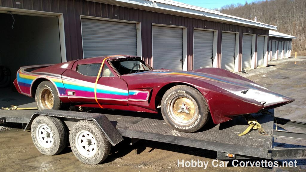 Looking For A Good Home Saten S Wing Custom Mid Engine Corvette Corvette Sales News Amp Lifestyle